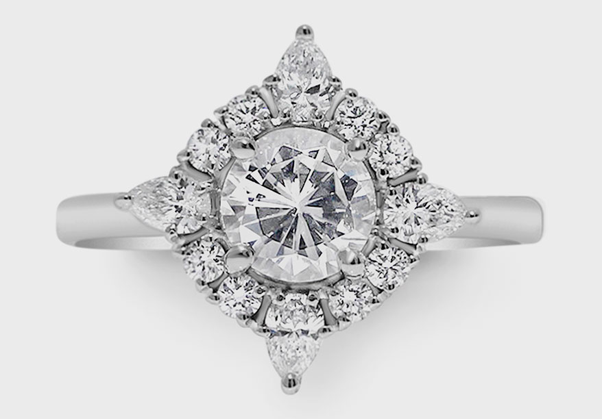 Check Out Some of 2019's Most Notable Engagement and Wedding Rings