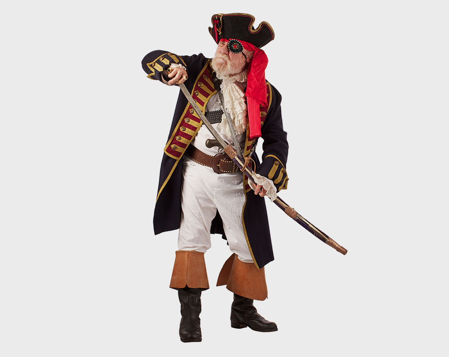 Yarr! It's International Talk Like a Pirate Day and More Important Dates for September