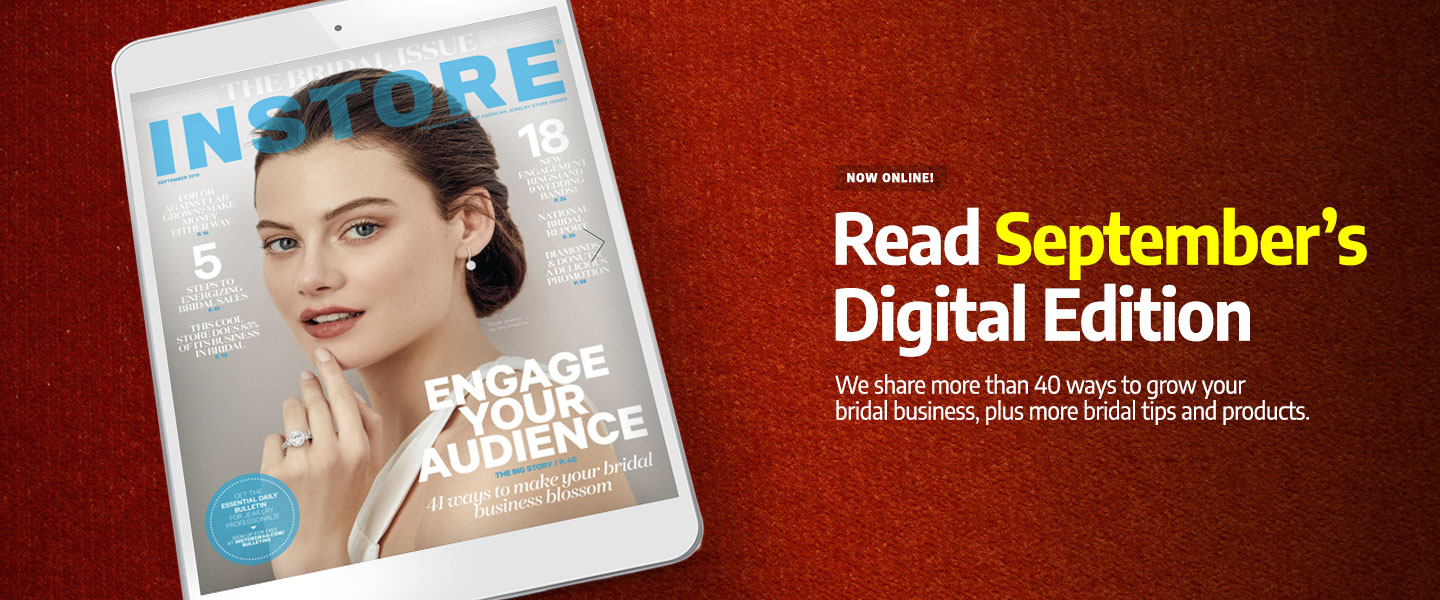 INSTOREMAG COM — News and advice for the American jewelry