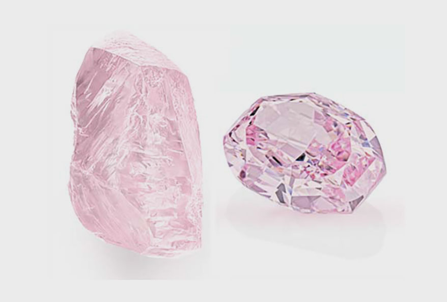 'Once in a Generation' Pink Diamond Could Sell for $60M, Setting a Per-Carat Price Record