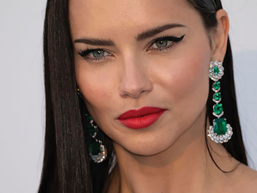 Emerald Jewelry Trend Left Cannes Film Festival-Goers Green with Envy