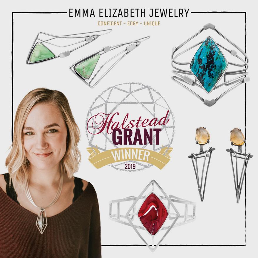 Emma Elizabeth Jewelry Wins 14th Annual Halstead Grant