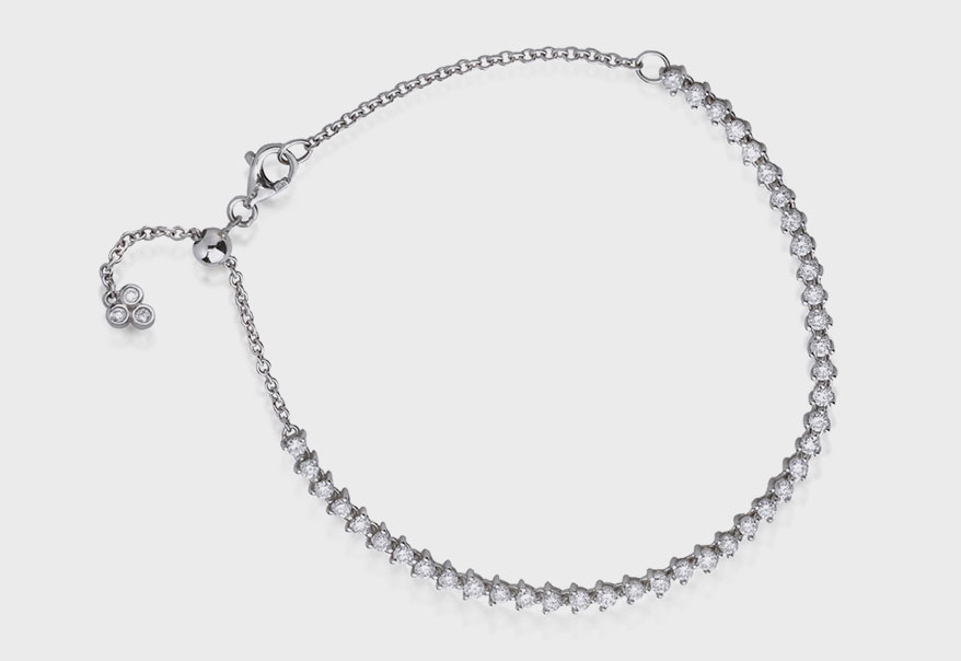From Antonini's 100th Anniversary Collection to Lab-Grown Diamond Tennis Bracelets, These Are New Collections for October