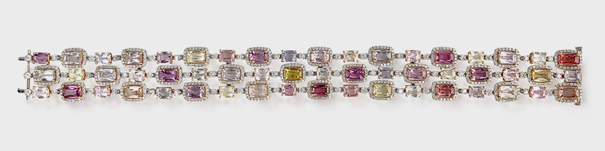 From Big Cuff Statements to Stacking Bangles, Here Are The Newest Bracelets