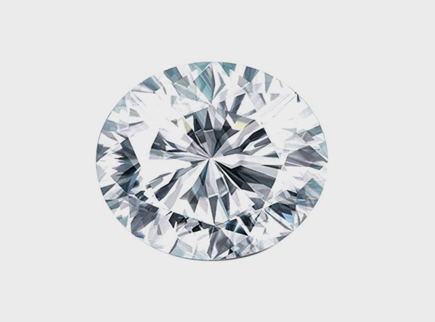 While I May Be Mistaken For Diamond, I Am My Own Stone
