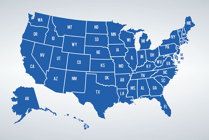 Big Survey: Jewelers from KS, MO and WI, We Love You. But Jewelers from DE, MS, WY … Don't You Love Us?