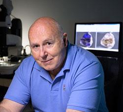 New Mineral Named for Famed Gemologist John Koivula