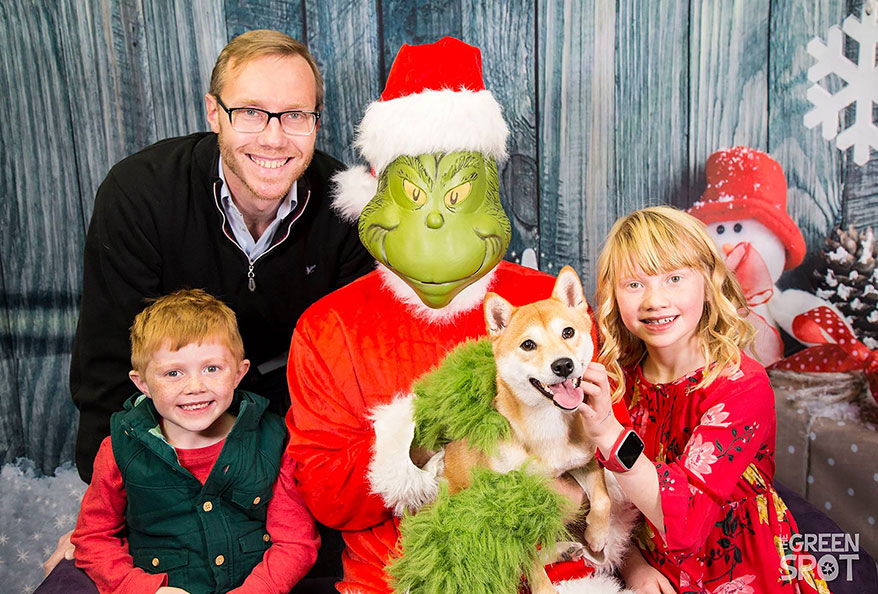 Forget Santa — Here's the Character You Want at Your Store's Photo Op