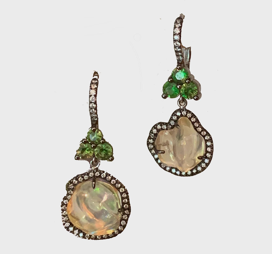 JA Fine Jewelry Preview Showcases Earth, Sky, Color and Nostalgia
