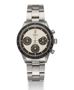 Woman Finds $250,000 Rolex in Thrift-Store Couch