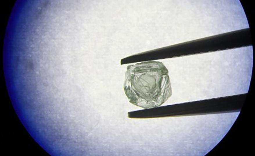 Matryoshka Diamond Found in Yakutia