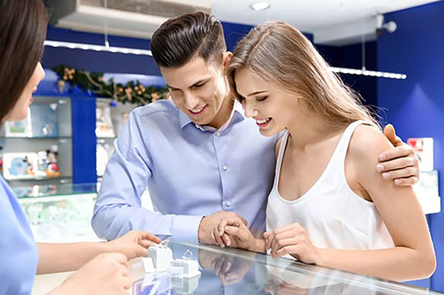 The Truth About How Modern Couples Shop for Engagement Rings