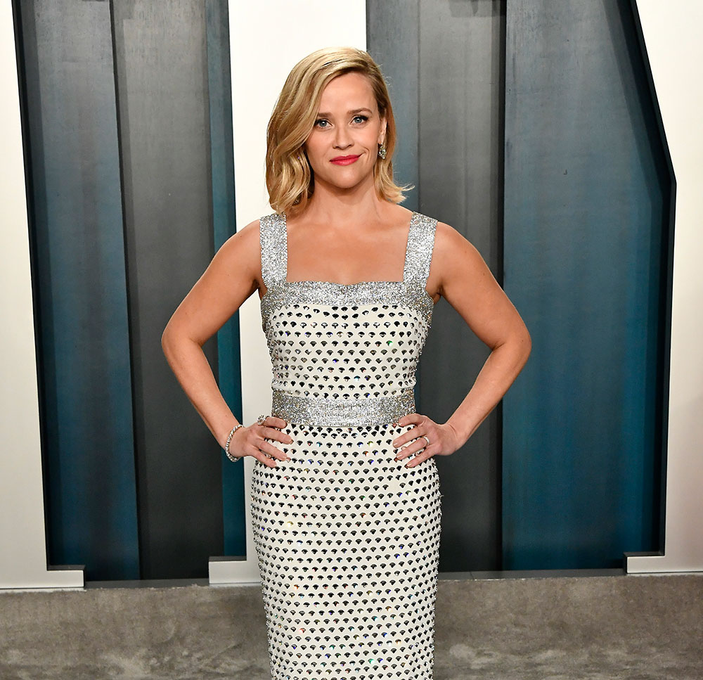 Reese Witherspoon Shines in Forevermark at the Oscars … and More Celeb Jewelry Sightings