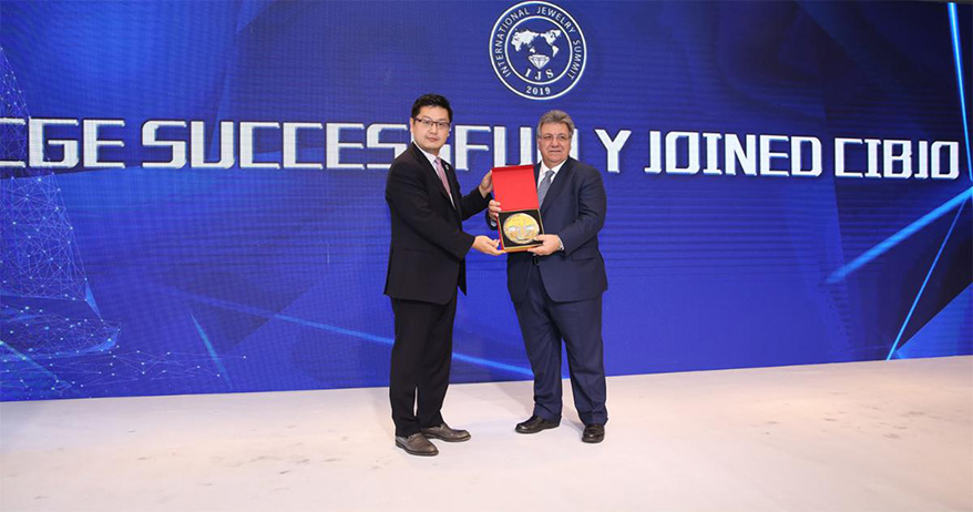 CIBJO President Delivers Keynote Address on Traceability Standards at Jewelry Summit