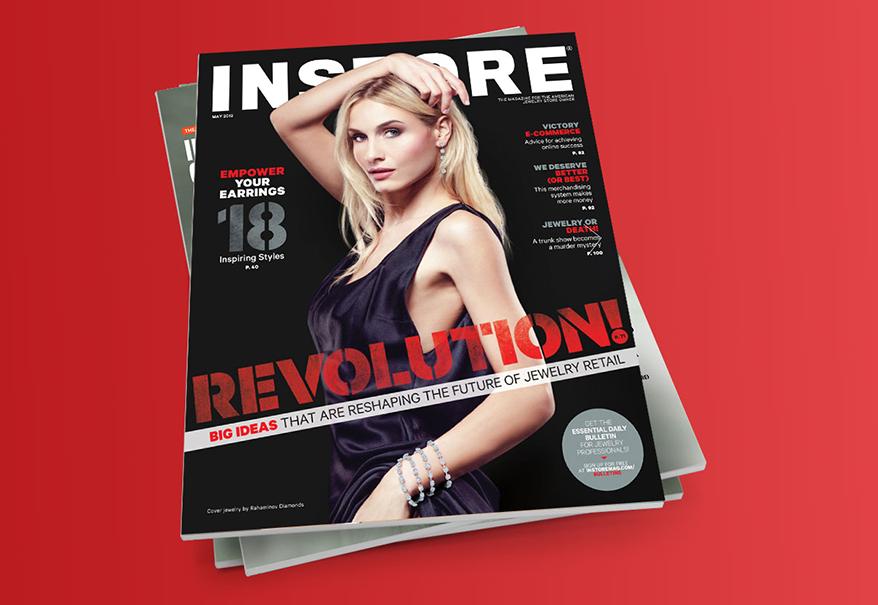 INSTORE Wins FOLIO Award for Best B2B Retail Magazine
