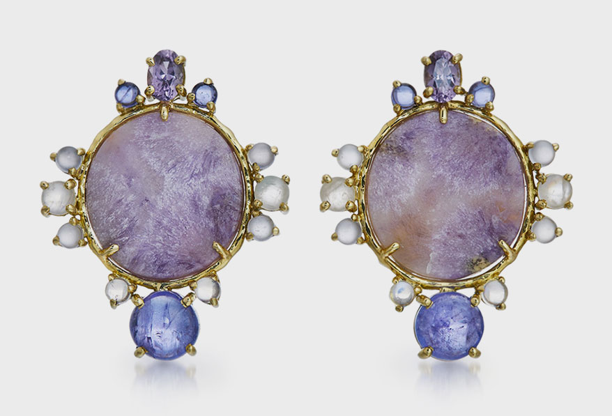 From Gem-Rich One-Of-A-kind Earrings to Plique a Jour Enamel and Silver, These Are the Latest Jewelry Collections