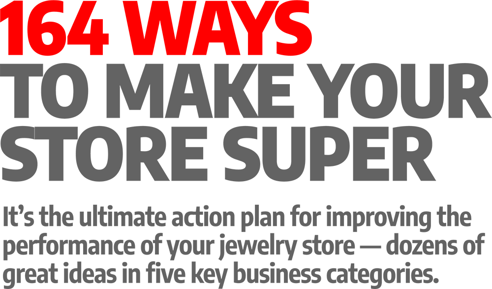 164 Ways to Make Your Store Super