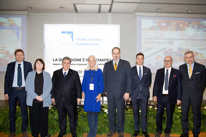 IEG/Vicenzaoro January 2020 Focuses on Responsible Supply, Sustainability and SMEs