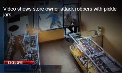 Sandy Springs Jewelry Robbery