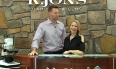 Jewelry Store Was Going Out of Business … But a Former Employee Had Other Ideas (Video)
