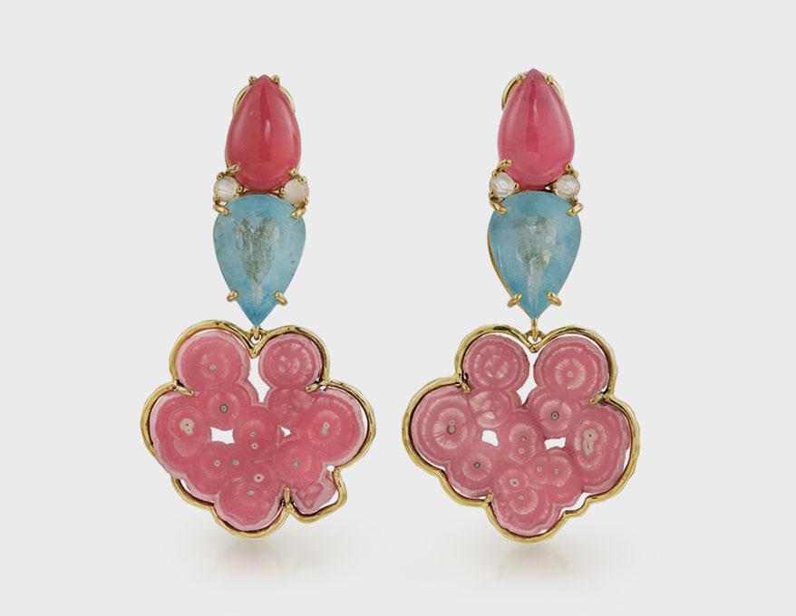 Daria de Koning earrings