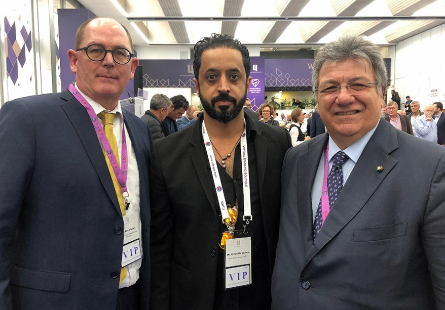 2020 CIBJO Congress to Take Place in Dubai October 5-7, hosted by DMCC