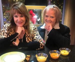 Cathy Calhoun and Libby Good