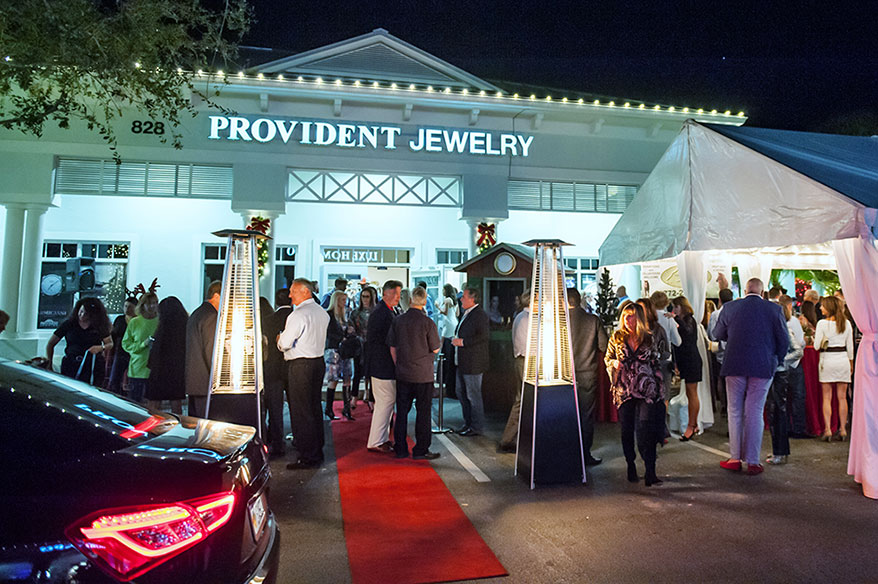 Florida's Provident Jewelry Specializes in VIP Experiences