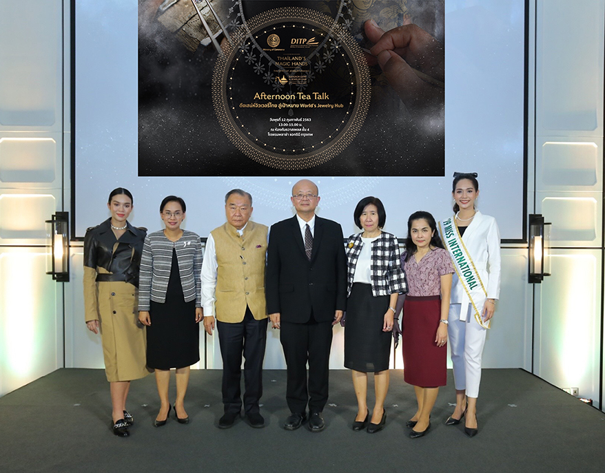 65th Bangkok Gems & Jewelry Fair to Be Held From February 25-29, 2020