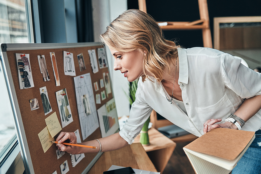 Why a Mood Board Can Help You Connect with Your Customer
