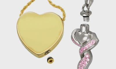 K&P launches cremation jewelry