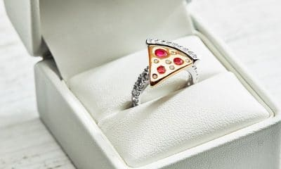 Domino's Pizza's Engagement Ring Giveaway Leads to a Unique Marriage Proposal