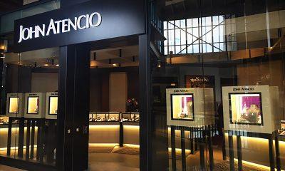 Jewelry Designer John Atencio Designs Mall Store for Optimal Exposure