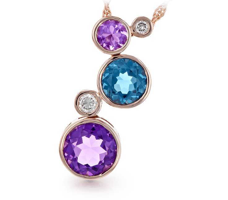 INSTORE Design Awards 2020 – Colored Stone Jewelry Under $5,000