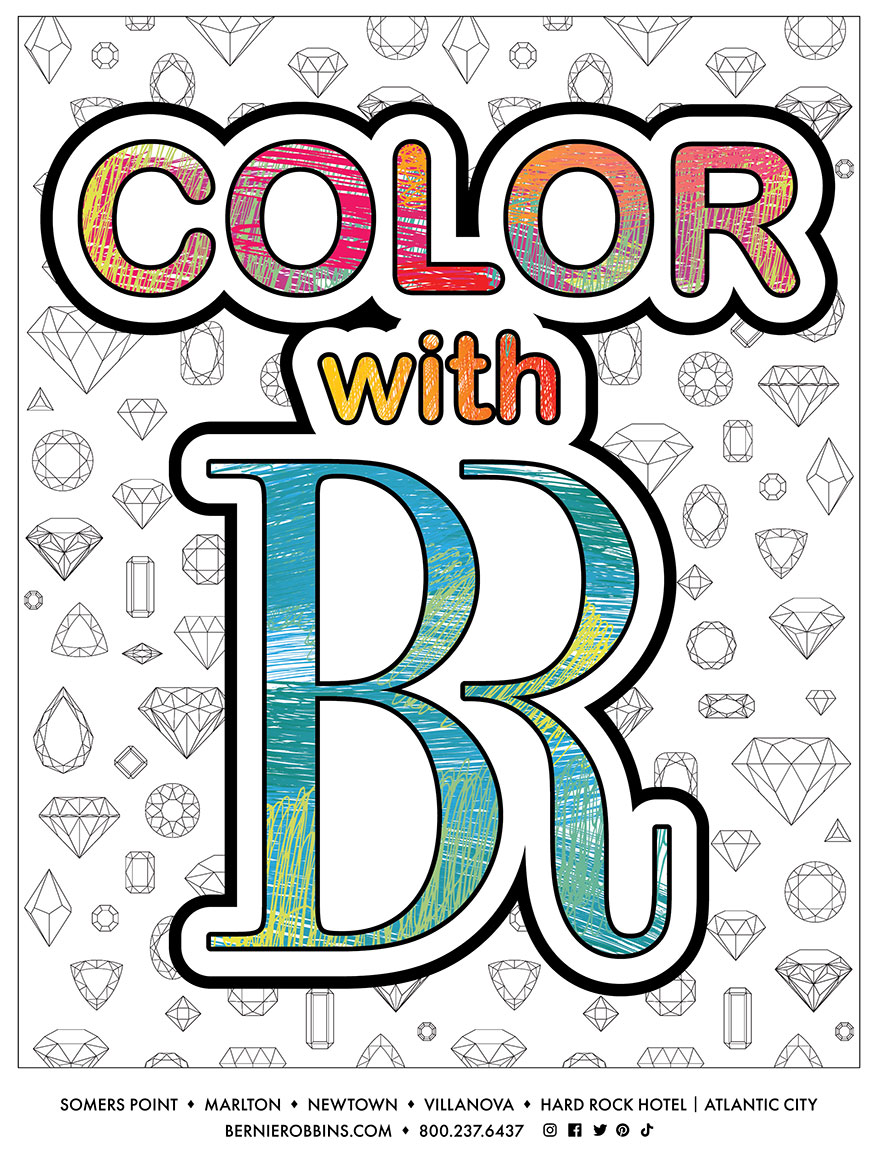 Color with BR Activity Book cover