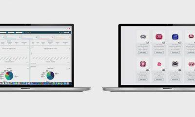 GemCloud dashboard screen