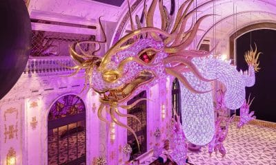 Video: Are These 2 Dragon Chandeliers the 'World's Largest Jewelry'?
