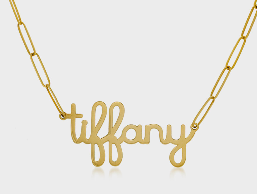 Midas Chain 14K yellow gold necklace