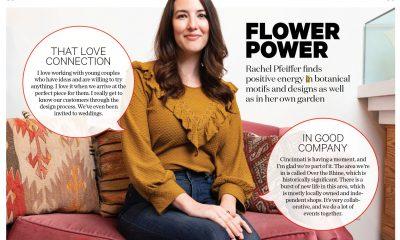Cincinnati Boutique Owner Draws on Flower Power