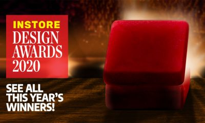 instore design awards winners