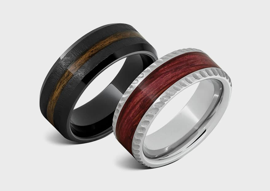 Jewelry Innovations Barrel Aged Collection