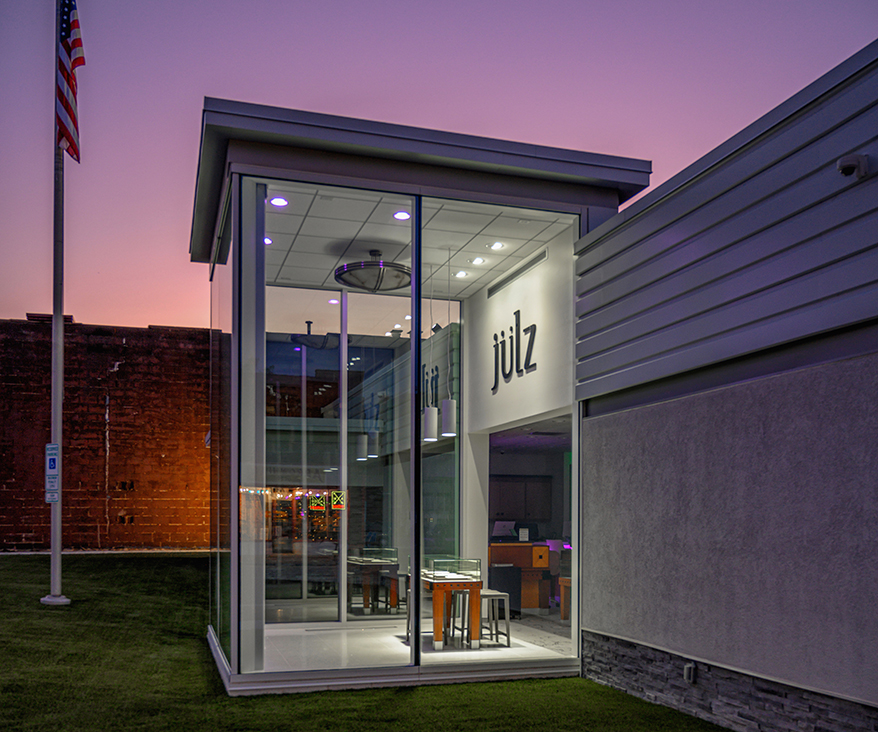 exterior of Julz by Alan Rodriguez, Canton, OH