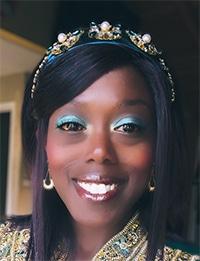 Latoya Boyd WJA Female Vet Grant Winner 2020