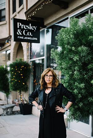 Liz Saba of Presley & Co. Fine Jewelry