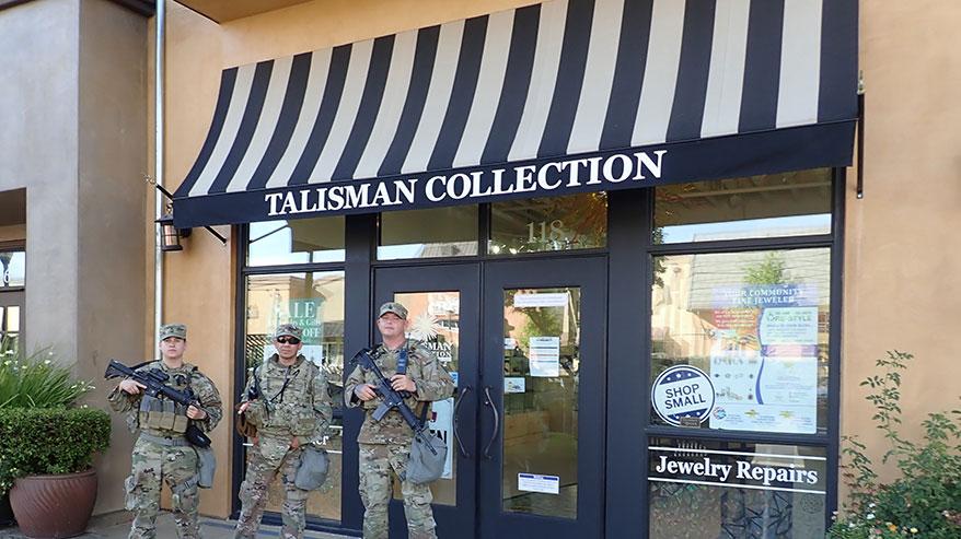 Talisman Collection, CA