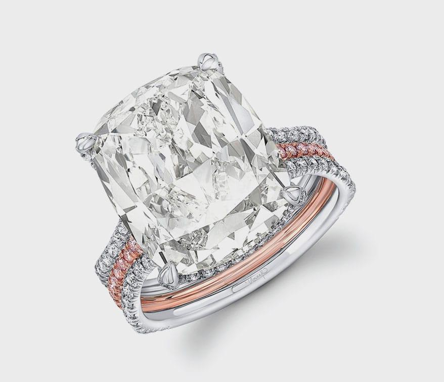 Uneek Jewelry diamond ring