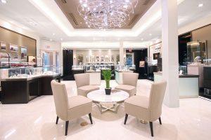 Provident Jewelry Wellington Interior