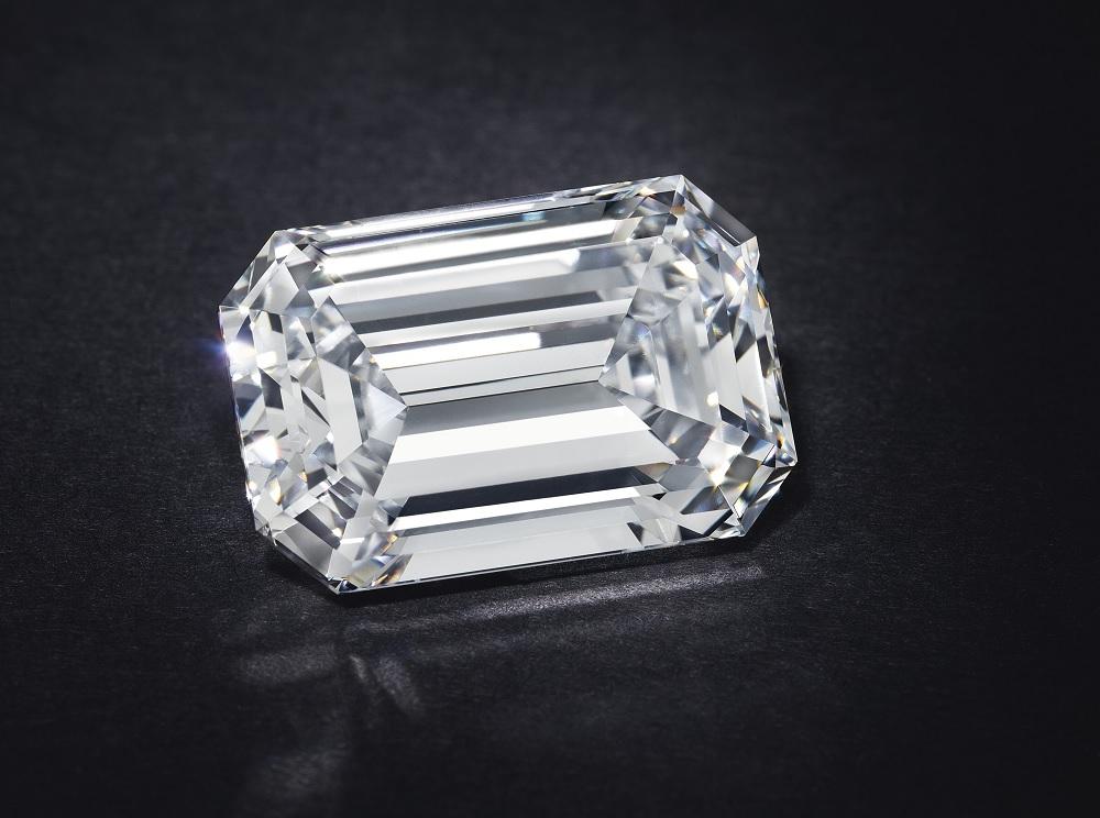 Christie's diamond