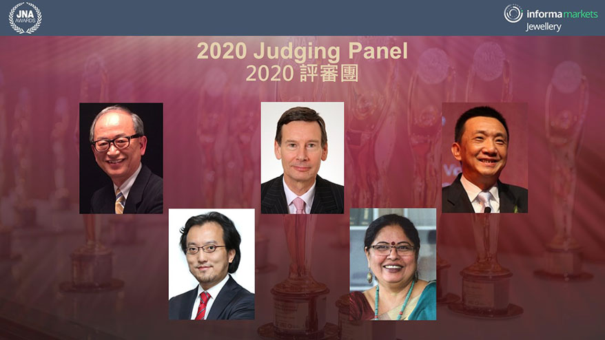 The JNA Awards 2020 Judging Panel
