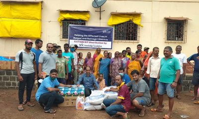SRKKF rescue and relief operations